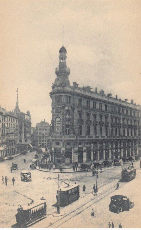 MADRID , Spain , 00-10s ; Banco Espanol de Credito