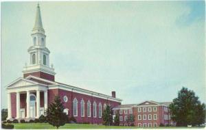 First Baptist Church Greensboro North Carolina NC