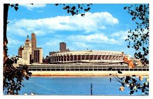 OH - Cincinnati. Riverfront Stadium