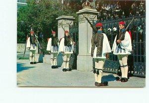 Buy Postcard Athens royal Body guard greece