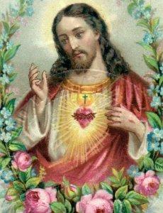 1890s Religious Maria Stein Shrine Of The Holy Relics Jesus Seal Ohio P222