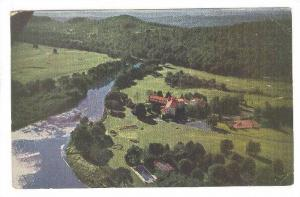 Shawnee Inn & Country Club, Delaware, PU-1945