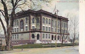 Rhode Island Pawtucket High School
