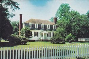 Restored Moore House Washington DC