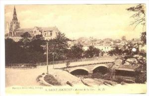 Saint-Maixent-l'École , France , 00-10s   Avenue de la gare