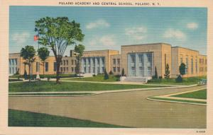Academy and Central School at Pulaski NY, New York - Linen