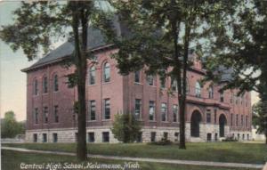 Michigan Kalamzoo Central High School