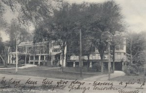 GREAT BARRINGTON , Massachusetts , PU-1907 ; The Berkshire Inn