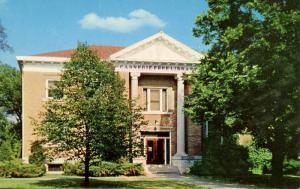 KS - Ottawa. Carnegie Free Library