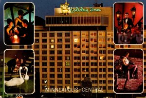 Minnesota Minneapolis Downtown Holiday Inn Central