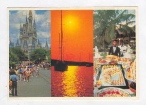 American World Travel Club Inc, Disneyworld, Orlando Florida, 1970s