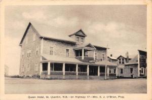 10143   New Brunswick  St.Quentin    Queen Hotel