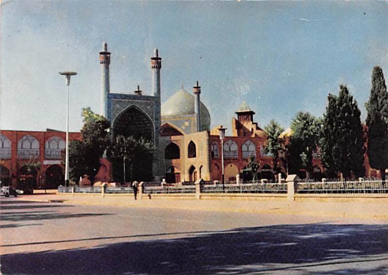 Isfahan Iran The Shah Mosque Isfahan The Shah Mosque
