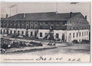 Libby Prison, Richmond VA