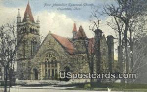 First Methodist Episcopal Church Columbus OH Unused