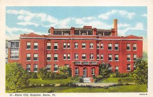 Barre City Hospital, Barre, VT, USA Barre City  Barre, VT, USA Unused