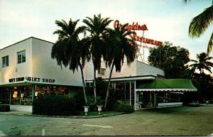 Florida Fort Lauderdale Creighton's Restaurant
