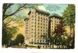 Georgia Terrace Hotel, Atlanta , Georgia, PU-1913