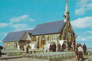 Lady's Shrine of Mount Saint Joseph , CARLETON, Quebec , Canada , 50-60s