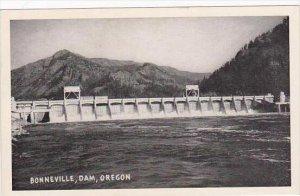 Oregon Bonneville Dam