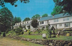 Exterior,  Hart Lodge, in the Highlands of Haliburton, on Hwy 35,  Minden,  O...