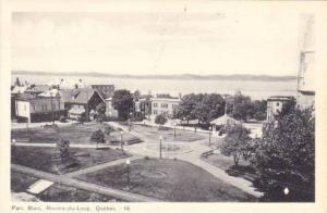 Parc Blais , Riviere-du-Loup ,Quebec , Canada , 30-40s