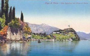 Italy Lago di Como Villa Serbelloni dal Ramo di Lecco