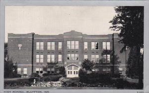 Indiana Bluffton High School