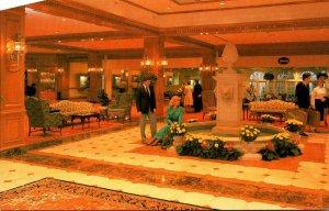 Tennessee Nashville Sheraton Music City Hotel Lobby