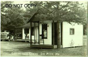 RPPC, Crystal Lake Cabins, Dry Mills Me