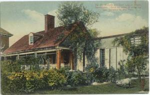 Old Kichens & Dove Cots, Stanton, Germantown, Wm. Penn. Home. Pennsylvania, D/B