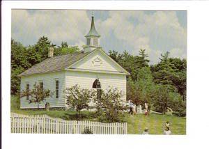 White Church, Doon Pioneer Village, Kitchener, Ontario,