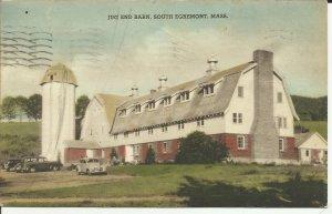 South Egremont, Mass., Jug End Barn