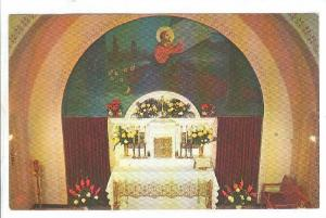 St. Elizabeth's Catholic Church, Eureka Springs, Arkansas, 1940-1960s