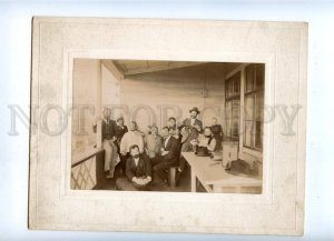 164814 RUSSIA Sturmer doctor-adventurer OLD REAL PHOTO RARE
