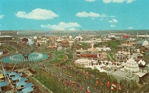 10555 Unisphere & Aerial View, World's Fair 1964-1965