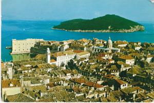Post Card Croatia Dubrovnik