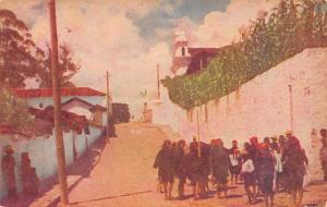 Chichicastenango Guatemala, Central America, Republica de Guatemala Cofrades ...