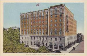 Admiral Beatty Hotel, Saint John, New Brunswick, New Jersey, 00-10s