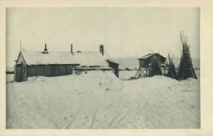 Alaska, Mary's Igloo, North Pole Mission (1920s)