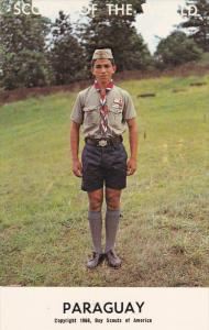 Boy Scouts of the World, PARAGUAY, 1960´s