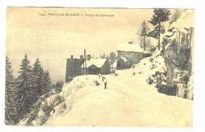 Modane, France, PU-1918; Refuge du Charmaix