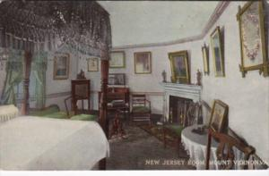 Virginia Mount Vernon New Jersey Room