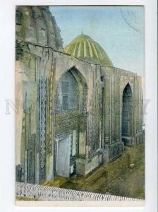 270520 Uzbekistan Samarkand Shahi-Zinda necropolis OLD tinted