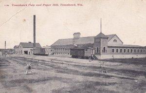 TOMAHAWK, Wisconsin, PU-1917; Tomahawk Pulp & Paper Mill