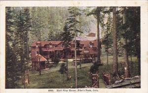 Half Way House Pike's Peak Colorado