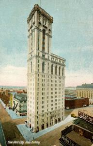 NY - New York City. Times Building