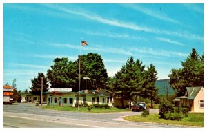 New Hampshire  Twin Mountain , Ricardis Motel and Cottages