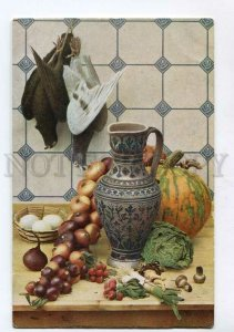 3132445 After HUNT Stillife Mushrooms Vintage Color PC