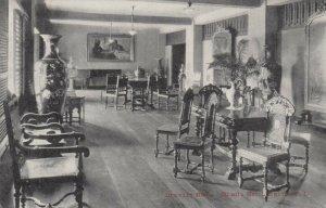 MANILA, Philippine Islands, 1900-10s, Drawing Room,  Manila Hotel